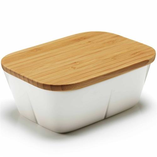 Rosendahl Grand Cru smørboks med bambuslokk