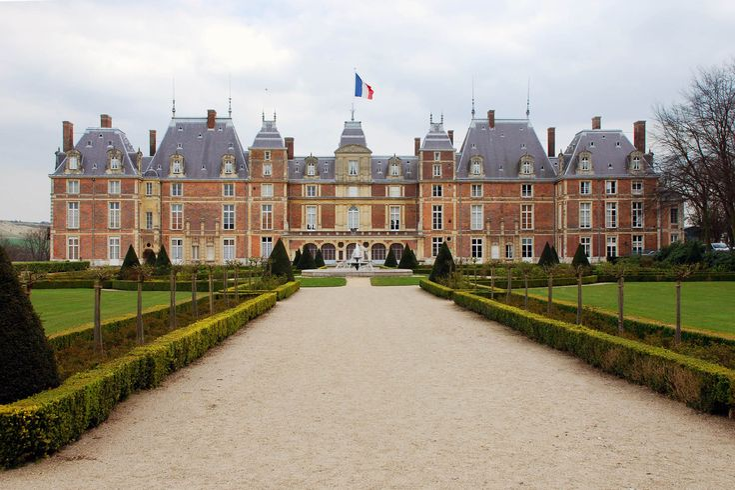 Château d'Eu - France