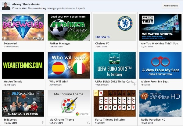 Google Chrome Web App Store Now Offers Suggestions From Friends http://on.mash.to/LNA0lG via @Mashable