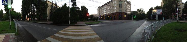 Ставрополь, город, рассвет, пейзаж