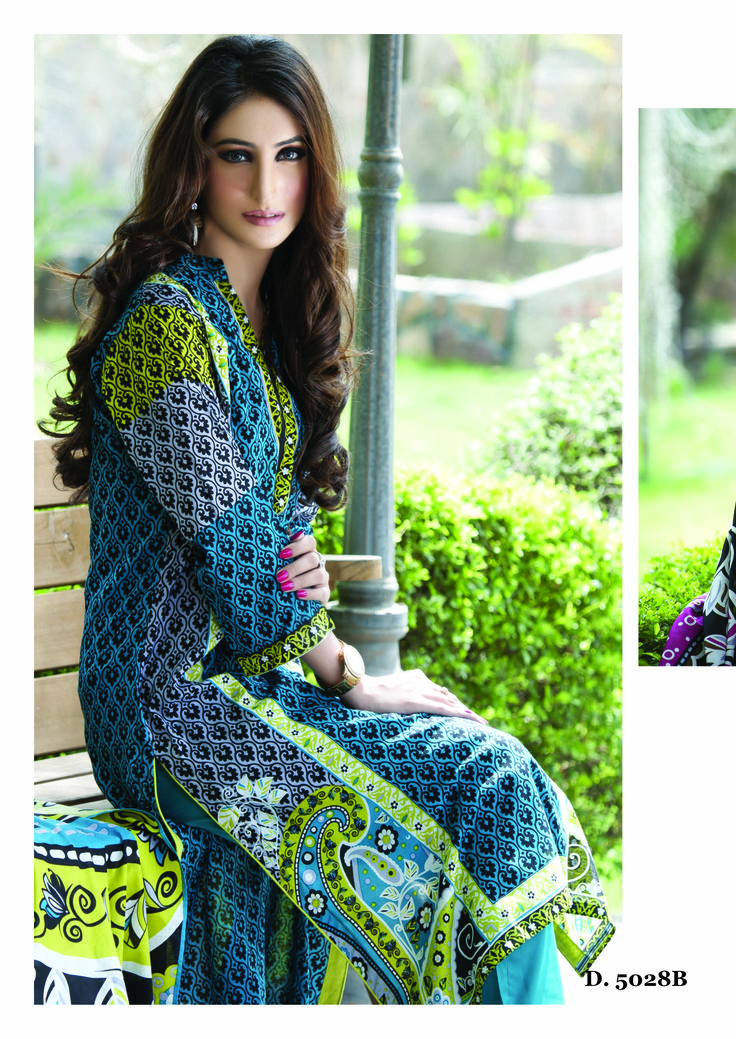 100% Cotton Lawn Suits Shop at www.uptowngaleria.com #Embroidered Pakistani Suits #Printed Pakistani Suits #Cotton Lawn Suits online