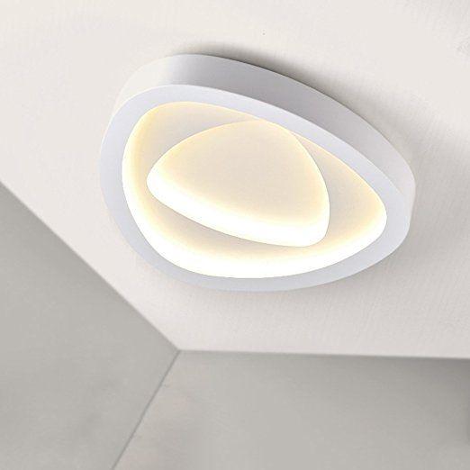 illuminazione a soffitto a LED con una vita calda e romantica camera moderna e minimalista personalità luci della stanza arti creative maestri