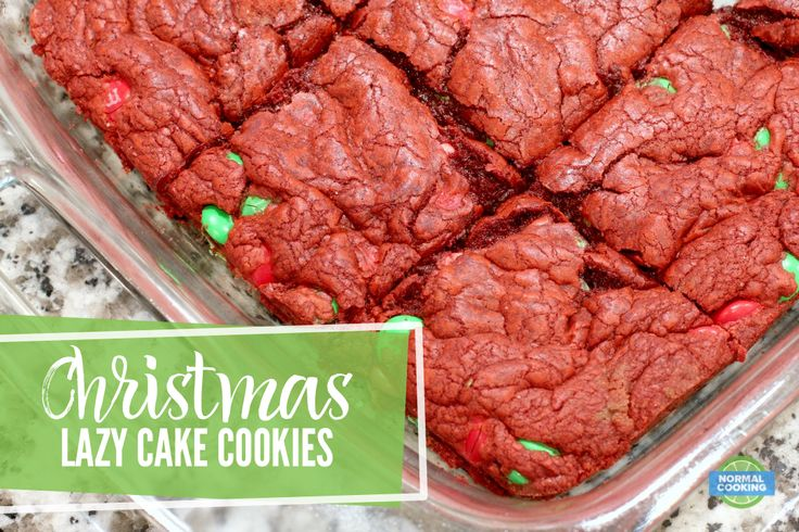 Ladies and gentlemen, allow me to introduce to you one of the easiest and yummiest desserts ever. The Lazy Cake Cookies. Or the Lazy Cookie Cake. Whichevs. It's like a really thick, soft …