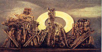 Dadaismus.jpg (352×181) Max Ernst, Der große Wald