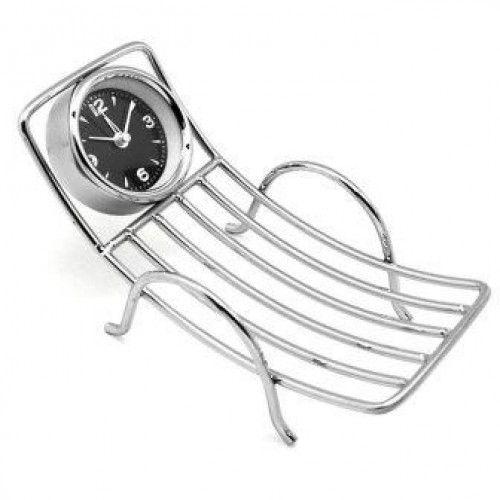 Desk Clock - Deck Chair  Click to buy >>>  www.lillyjack.com.au