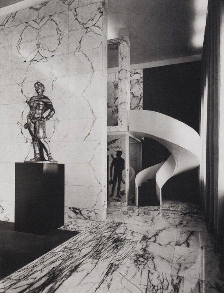 hautesavage.com+Luigi+Moretti,+Palestra+del+Duce,+1936-1937