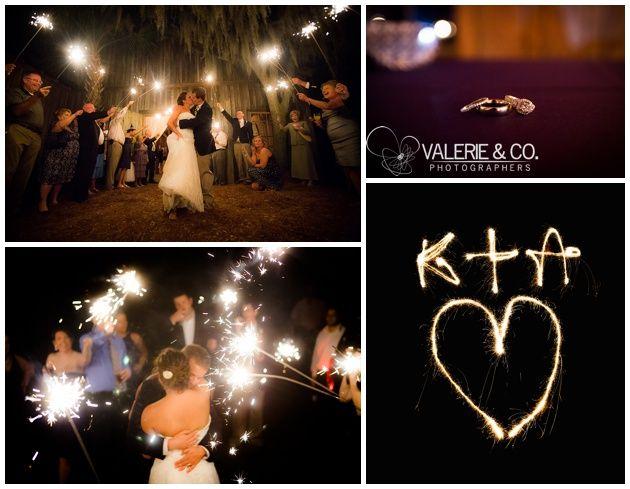 Boone Hall Plantation Wedding - Charleston Wedding Photography - by Valerie & Co. Photographers, www.valerieandco.com