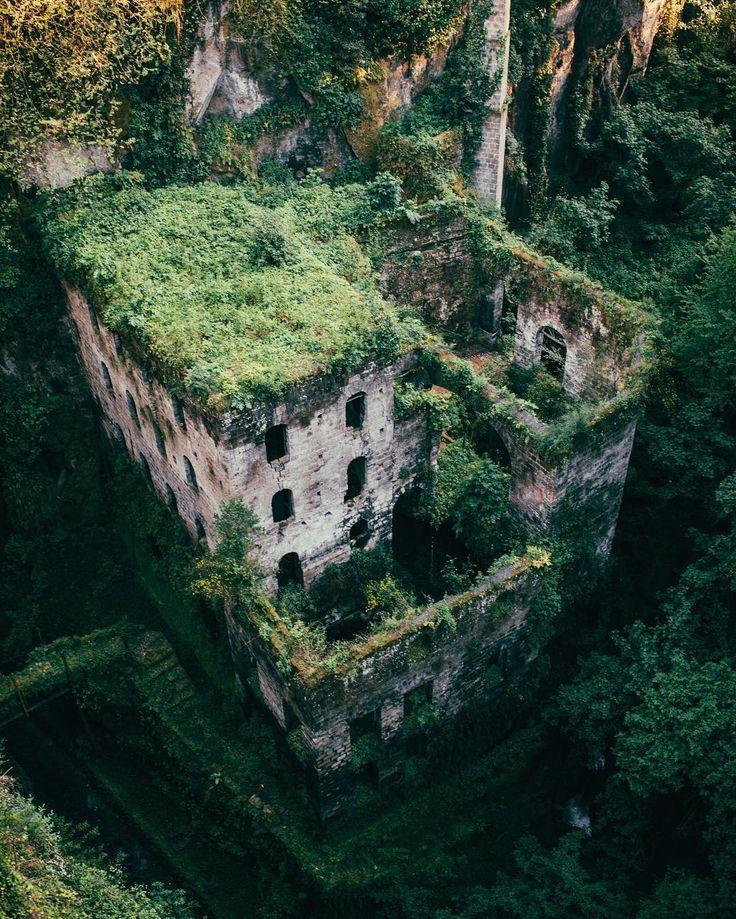 Il Vallone dei Mulini, Sorrento - Italia