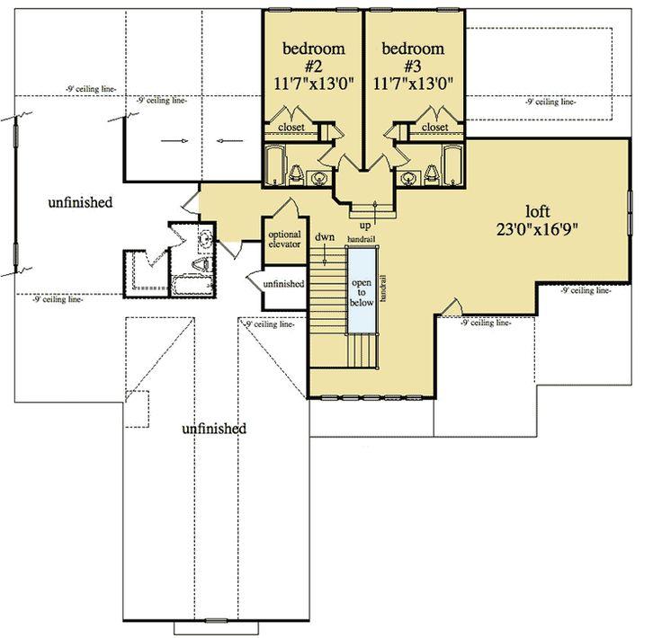 2741 best blueprints dream homes images on pinterest for Elevator bed plans