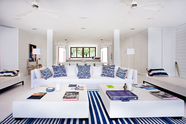 Luxury villa on the beautiful island of St. Barts