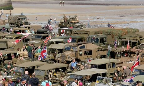 d day landings 70th anniversary events