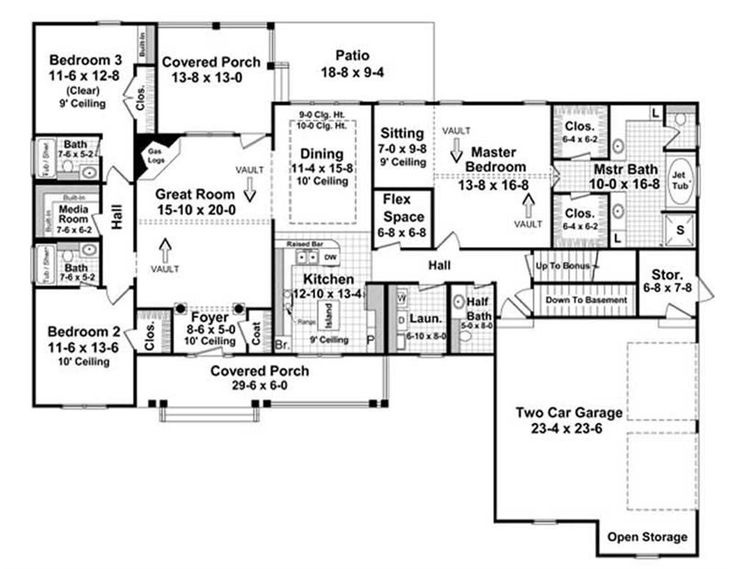 91 best country house plans images on pinterest country house plans country houses and home plans