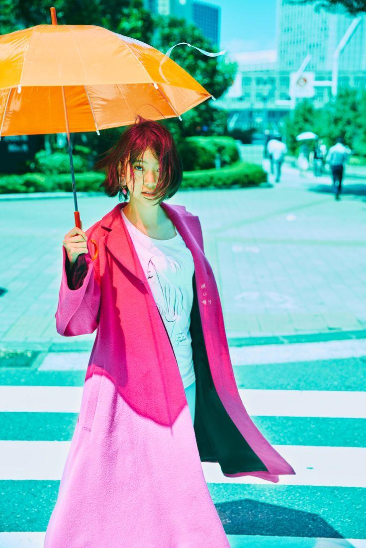 kawanishiryo: Miona HORI / OVERTURE mag... | 日々是遊楽也