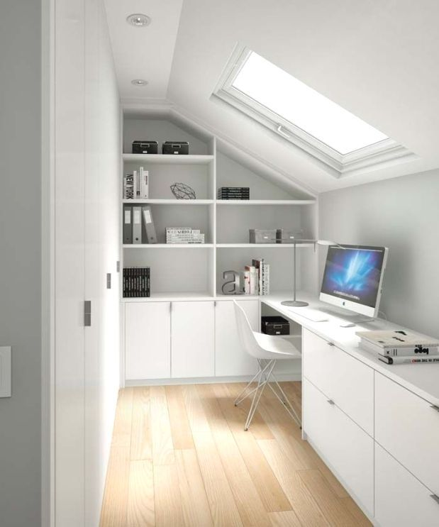 Spiksplinternieuw home_decor - Inbouwkast in schuine wand : Inbouwkast Schuine Wand RX-84