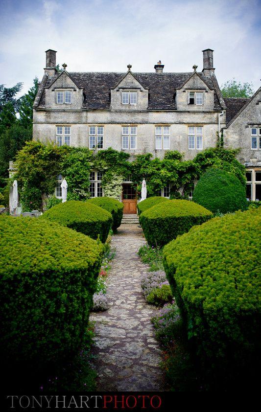 Barnsley House, Cotswolds Wedding