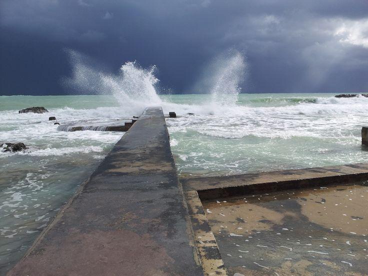 il mare,il sole e le persone...
