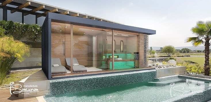 Sauna design from individual ideas. Home sauna, outdoor sauna, wellness room, bio sauna, finnish sauna, infrared sauna design.
