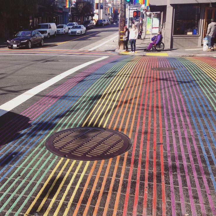 San Francisco pride 🌈
