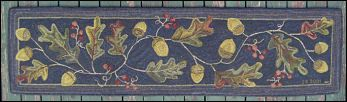 Pine Island Primitives - Original and Antique Reproduction Rug Hooking Designs by Sally Kallin