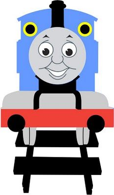 Clip Art Thomas The Train Clipart 1000 images about thomas on pinterest train tracks the when i was writing post carnival invitations it reminded me of made for my sons t