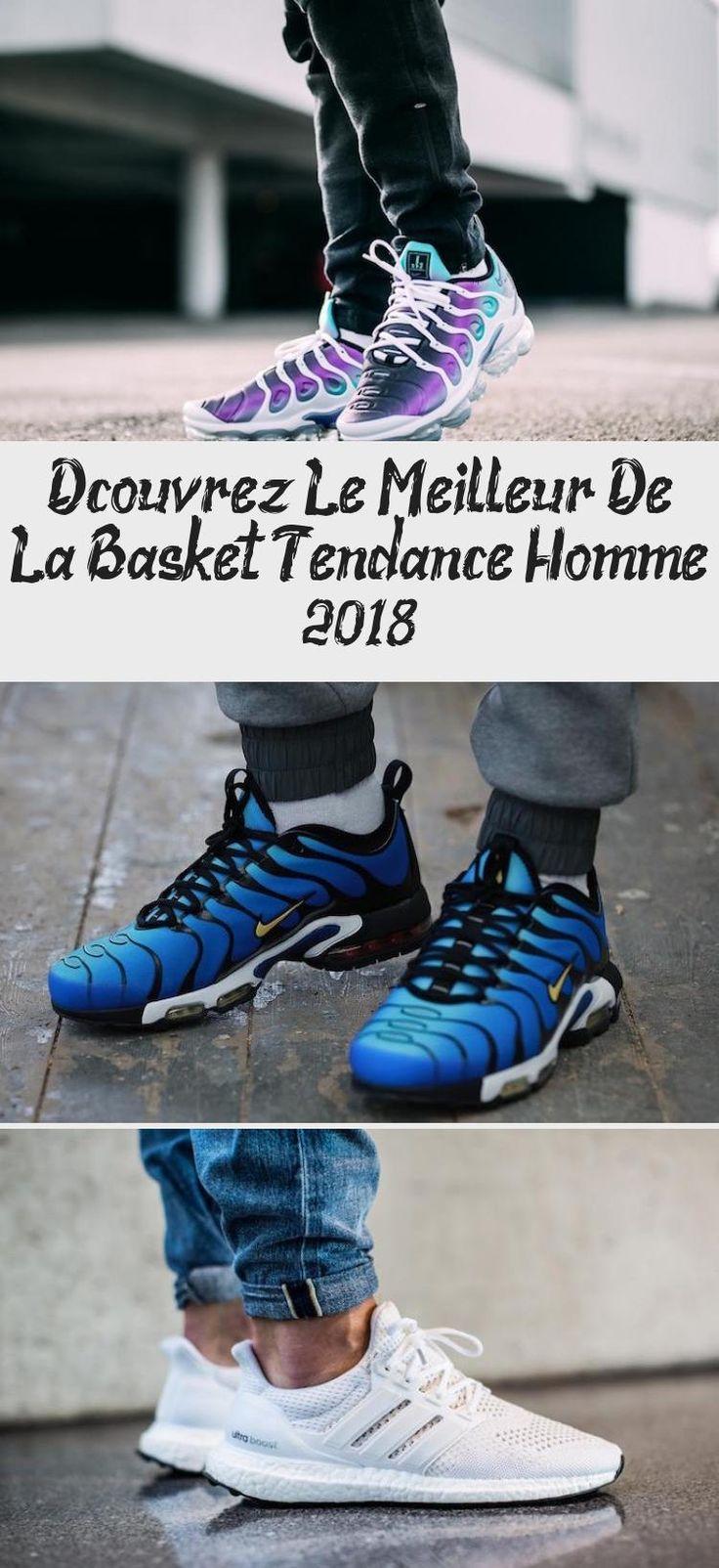 Découvrez Le Meilleur De La Basket Tendance Homme 2018