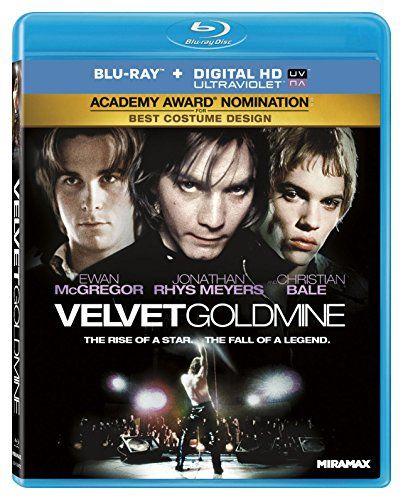 Velvet Goldmine [Blu-ray] LIONSGATE FILMS…