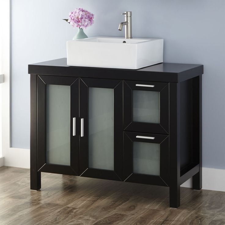 Bathroom Vanity Ideas Pinterest: 15+ Best Ideas About Black Bathroom Vanities On Pinterest