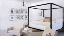 Copy Cat Chic Room Redo | Fashion Forward Bedroom