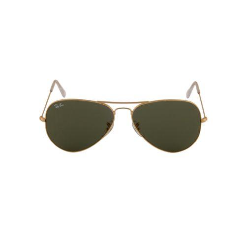 Ray-Ban RB3025 Aviator ™ Large Metal Sunglasses | Official Ray-Ban Store     RB3025 001/58 Aviator ™ Large Metal  $195.00