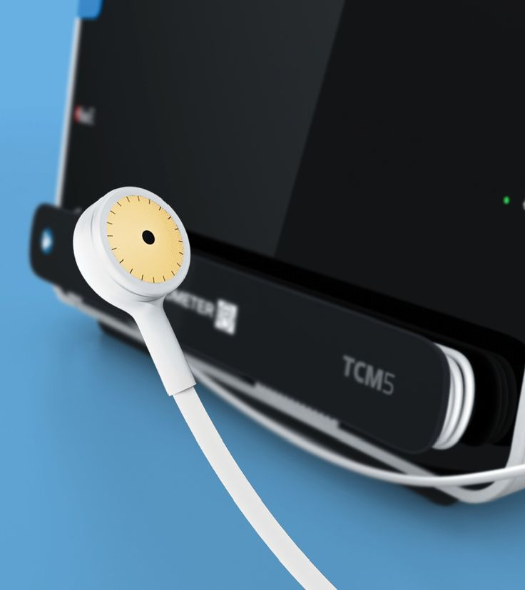 Radiometer TCM5: The new transcutaneous blood gas monitor designed around its user.