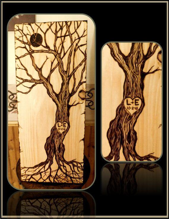 Five year anniversary gift ideas wood
