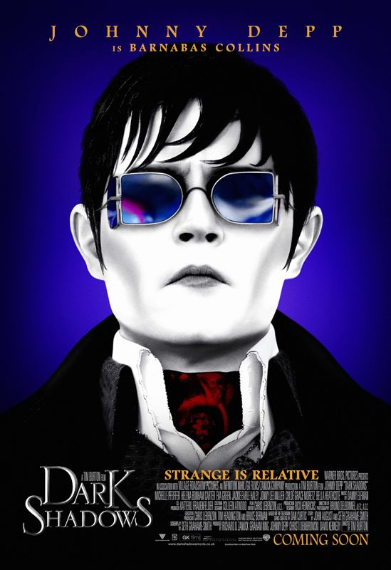 Dark Shadows Character Posters!