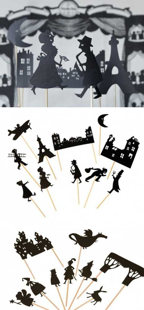 Shadow Puppets from Moulin Roty let kids see storytime in a new light