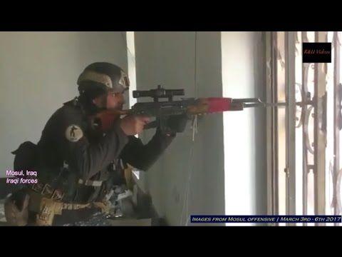 Guerra contra o ISIS no Iraque - Imagens da ofensiva de Mosul (+18) - 3 ...