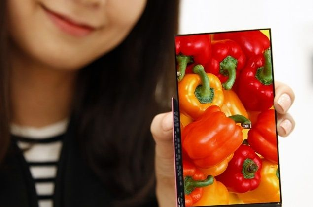 Daily Tech: LG Unveils 5.3-Inch Smartphone Display With 'World...