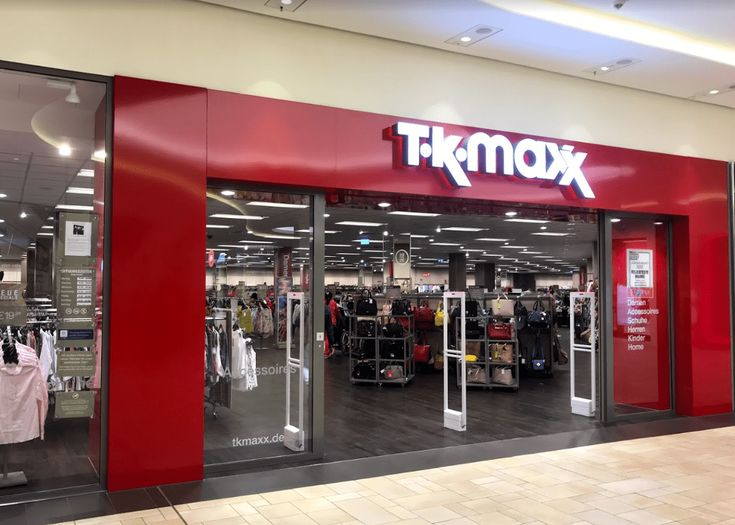 Tk Maxx Bremen Online Shop