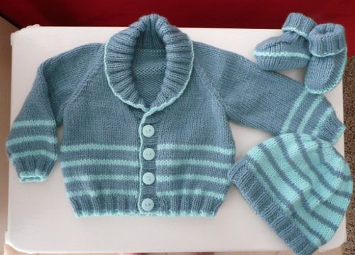 Baby Shawl Collar Knitting Pattern : 1000+ ideas about Knitted Baby Cardigan on Pinterest Baby knits, Baby cardi...