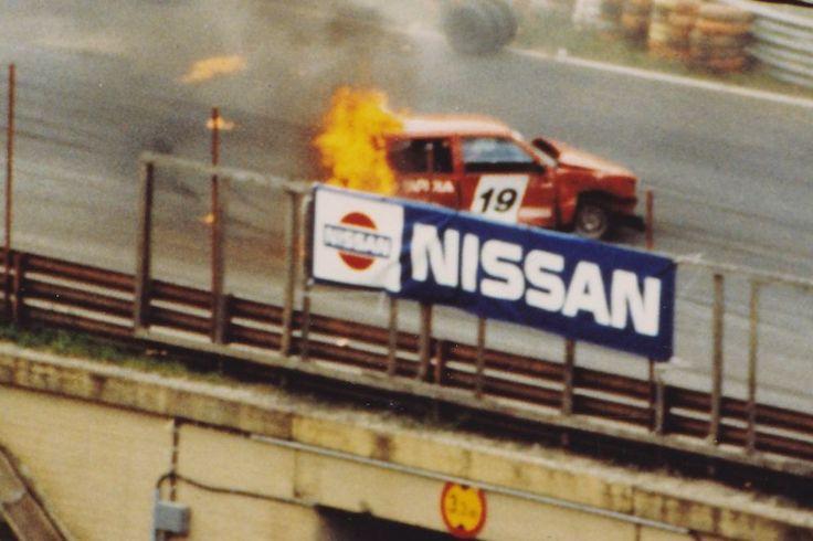 Fiat Uno Turbo Cup Crash, Ahvenisto, Hämeenlinna