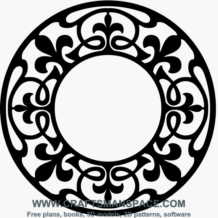 Pretty scroll saw pattern There are 100 of these different stencil patterns.. some good for home decor, others really good for applique designs on a quilt.
