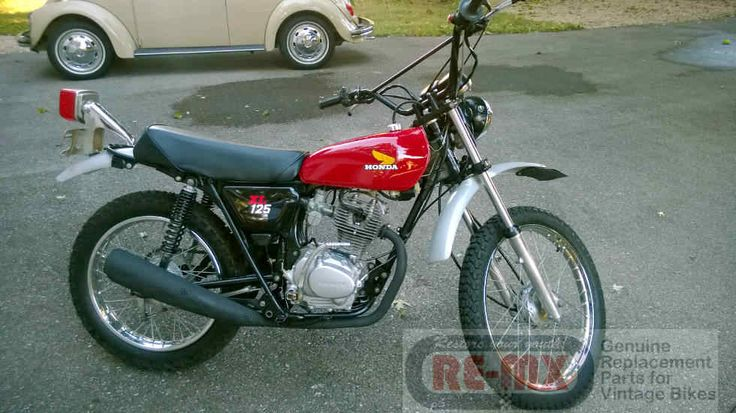 XR 75 parts new from the states