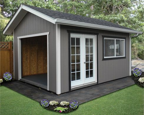 60 best images about sheds on pinterest for Mother in law shed