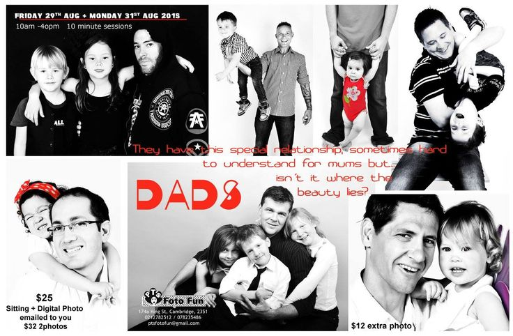 Father´s day promo 2015