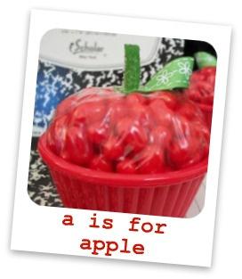 Cute teacher appreciation gift wrap/gift idea