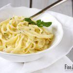 Pasta in Käse-Sauce | Fine, Fresh & Food