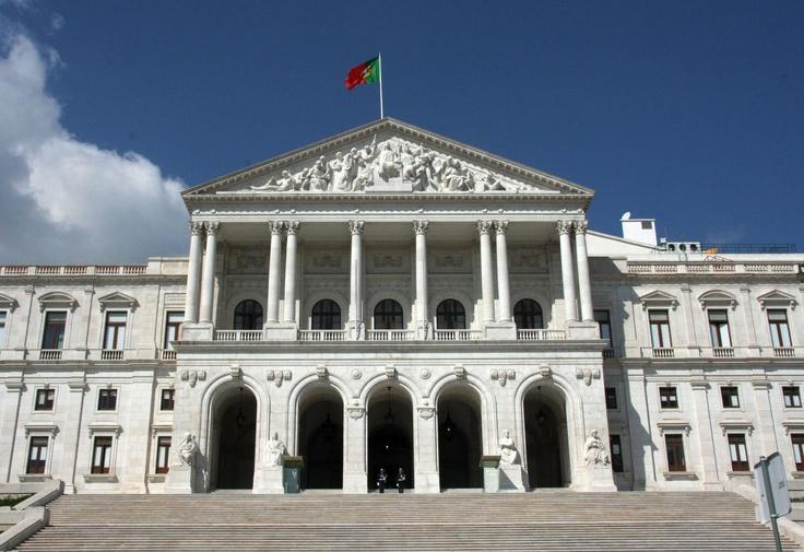 Palácio de S.Bento- Parlament, Lisbon