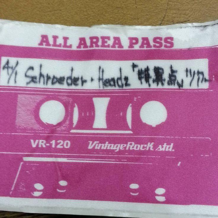Schroeder-Headz『特異点』リリースツアーはじまりました! 初日水戸ライトハウス無事終了!!たのしかったーーー!!ありがとうございました!!明日は宇都宮!!