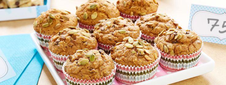 Recipe Pumpkin Muffins Chocolate Chips