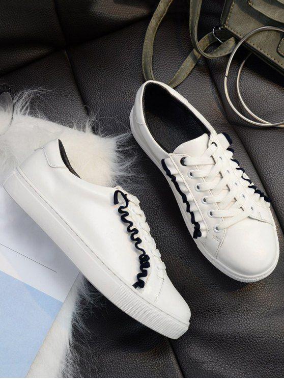 Compra los estilos populares de zapato tenis de moda para mujer en línea en  ZAFUL. Encuentra los zapatos tenis con precios asequibles.