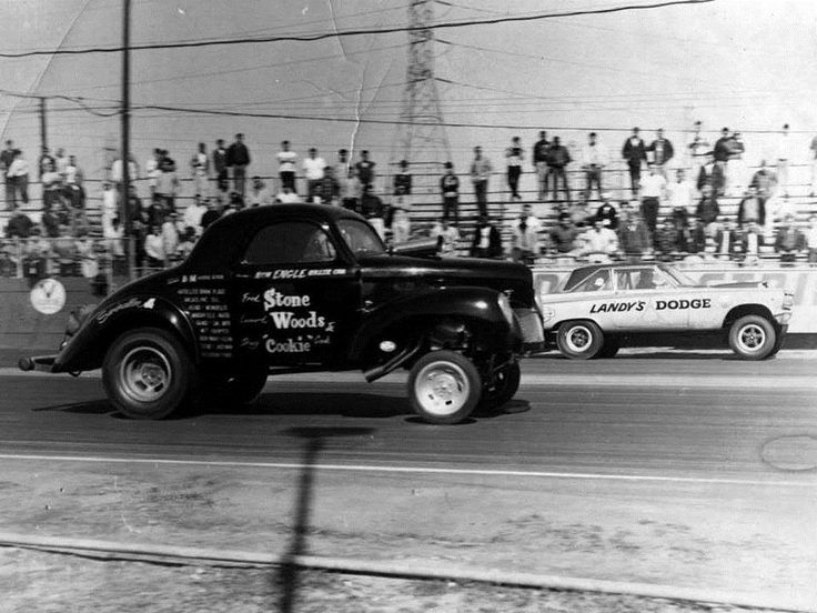 Lions Drag Strip 1968 Photo 1956 Chevy