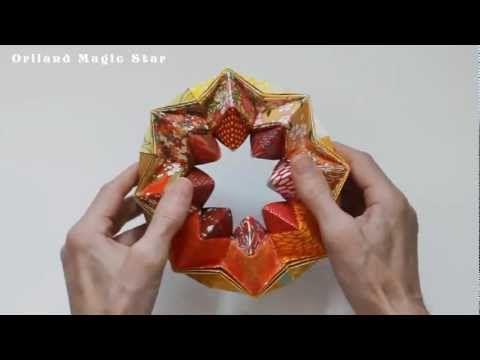 oriland magic star instructions